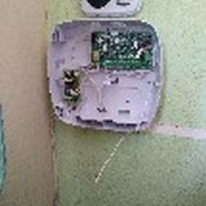 Empresa de alarmes residenciais