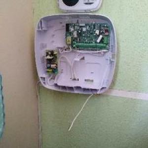 Instalação de alarmes de empresas