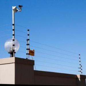 Instalação de cerca elétrica residencial