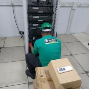Manutenção de sistemas de cftv